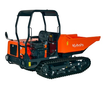 Kubota KC250HR-4